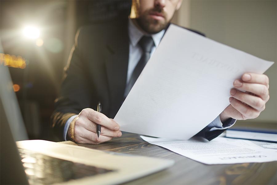 Diferencia entre delito e incumplimiento contractual